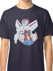 Transformers G1 - Starscream + Skyfire Classic T-Shirt