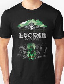 Attack on Shredder (Raph) Unisex T-Shirt