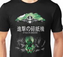 Attack on Shredder (Raph) Unisex T-Shirt