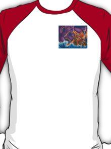 Thor's Fishing Trip T-Shirt