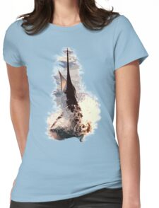 Marlin - Deep-sea series 10 Womens Fitted T-Shirt