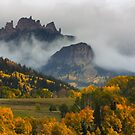 The Castles of Gunnison by Ryan Wright