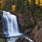Upper Mystic Falls by Ryan Wright