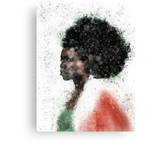 Ebony Elf Canvas Print