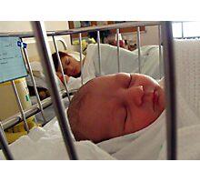 Two Sleep Photographic Print