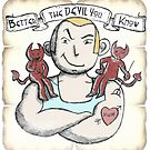 Better the Devil You Know by Paul Webster