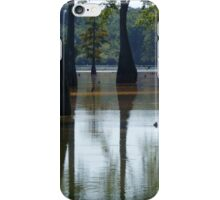 Cypress Reflection iPhone Case/Skin