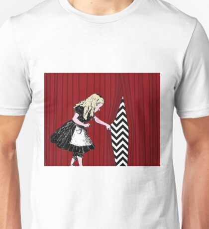 Alice in the Black Lodge Unisex T-Shirt