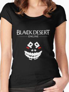 Black Desert Online Merch Women's Fitted Scoop T-Shirt