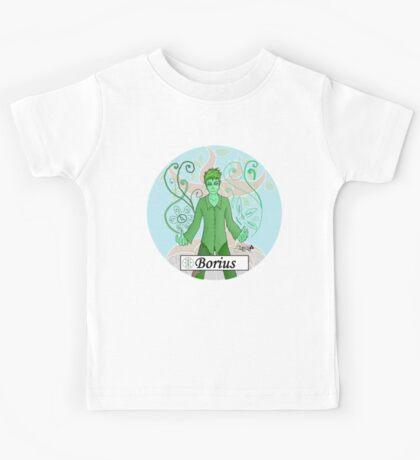 Borius - God of Plant Energy Kids Tee