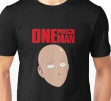 saitaman one punch man Unisex T-Shirt