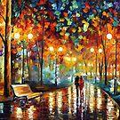 Rain's Rustle 2 — Buy Now Link - http://goo.gl/1ht15L by Leonid  Afremov