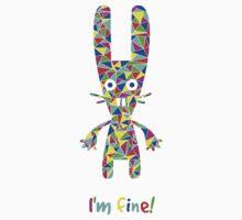 I'm fine creature. One Piece - Short Sleeve