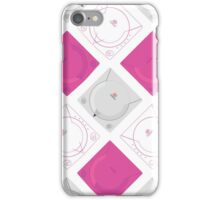 Dreamcast mix (white) iPhone Case/Skin