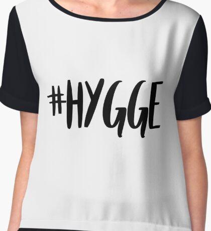 #hygge Chiffon Top