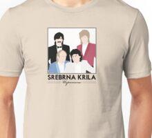 Srebrna Krila Unisex T-Shirt