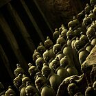 Terracotta Warriors, Xi'an by Paul Tait