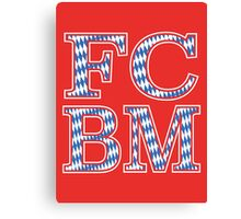 FCBM Canvas Print