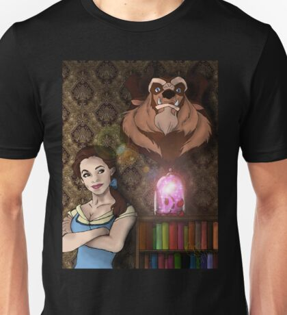 Beauty Killed the Beast Unisex T-Shirt