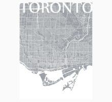 Toronto (Grey) Kids Tee