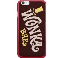 Wonka Bar iPhone Case/Skin