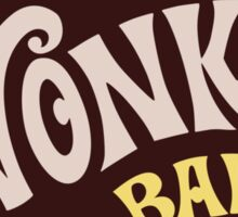 Wonka Bar Sticker