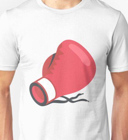 Boxing Glove Emoji Unisex T-Shirt