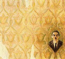 Madman in the Wallpaper by shinysherlock