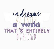 Dreams Kids Tee
