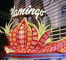 Flamingo Las Vegas by urbanphotos