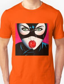 cat woman  Unisex T-Shirt