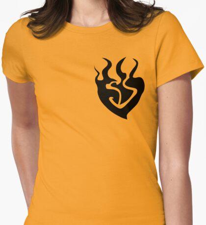 RWBY - Yang Xiao Long Womens Fitted T-Shirt
