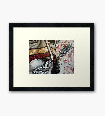 Seminole Framed Print