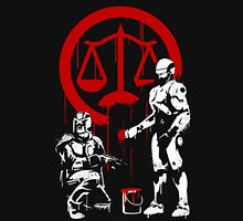 Law Enforcement in Dystopia Unisex T-Shirt