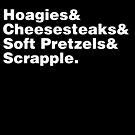 Philadelphia Foods Helvetica by fishbiscuit