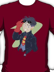 DC - Superboy - that 90's look T-Shirt