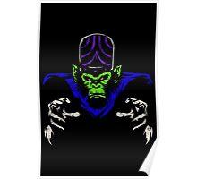 Chimp of Curses Poster