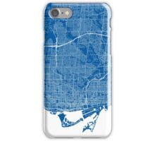 Toronto (Blue) iPhone Case/Skin