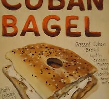Cuban Bagel by LSDlady