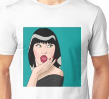 cool woman  Unisex T-Shirt