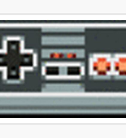 nintendo controller Sticker