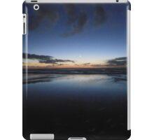 Ocean Sunset Moonrise iPad Case/Skin