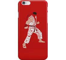 Ryu Typography iPhone Case/Skin