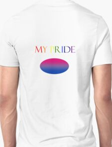 My Pride- Bisexuality T-Shirt