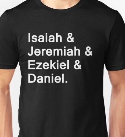 Major Prophets Unisex T-Shirt