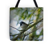 Male wren by Jacqui Davey Cecil Hoskins Reserve Tote Bag