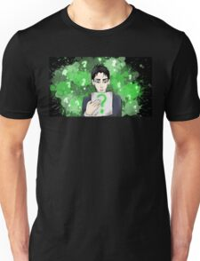 Riddle Me This, Oswald.  Unisex T-Shirt