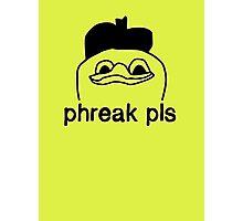 Dolan Phreak Pls Photographic Print
