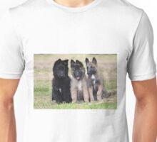2015 Groenendael Tervueren & Lakenois babies Unisex T-Shirt