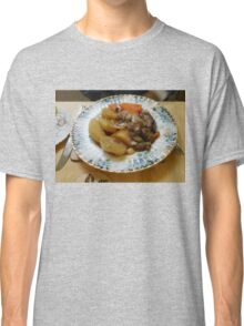 Meat and Vegetables Classic T-Shirt